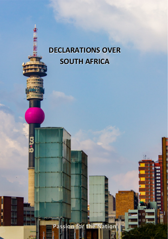Declarations over South Africa