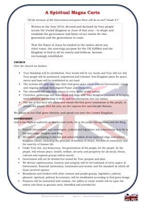Magna Carta A1 Poster